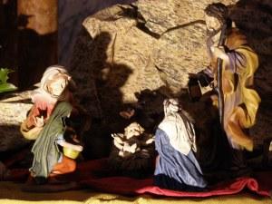 Belén de la Parroquia - diciembre 2012
