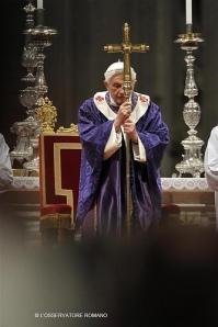 Benedicto XVI Cuaresma