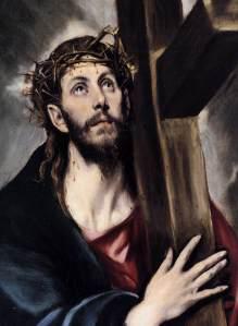 Jesus carga la cruz