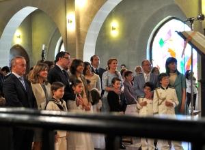 Primera comunión 25-5-13