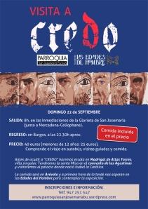 VISITA - CREDO 2013