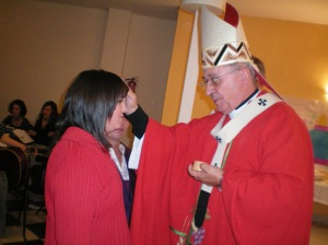 Confirmación arzobispo