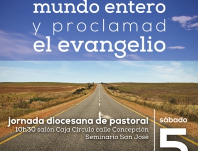 Jornada de Pastoral 5.10.2013