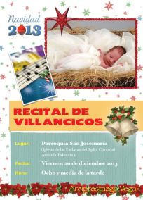 Recital villancicos