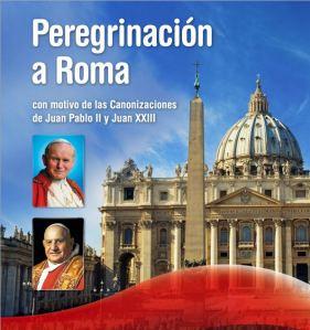 Peregrinación Roma