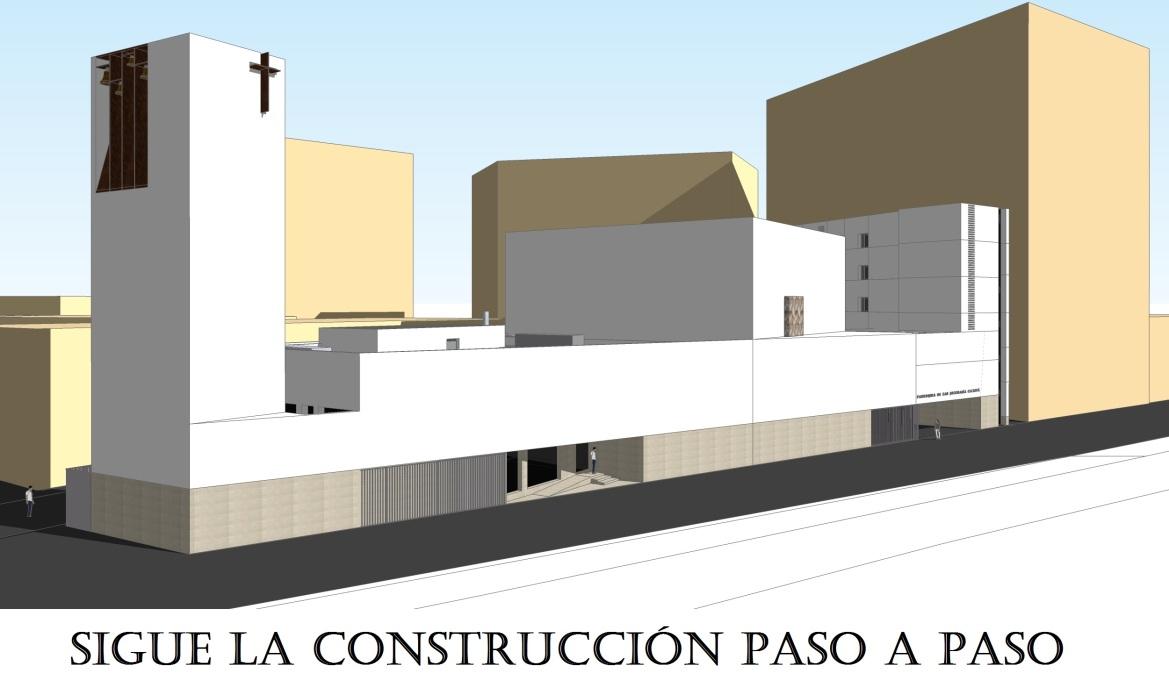 Sigue la construcción paso a paso