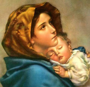 Imágenes-de-la-Virgen-María-y-Jesús-16