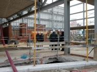 La dirección técnica visita las obras el 21 de noviembre