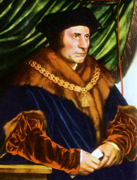 Santo Tomás Moro, patrono de políticos y gobernantes