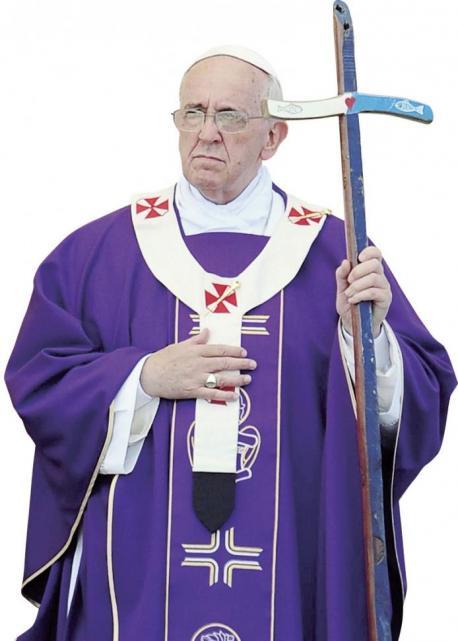Risultati immagini per papa francisco cuaresma