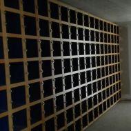 Instalación de los columbarios
