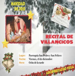 Recital Villancicos 2015