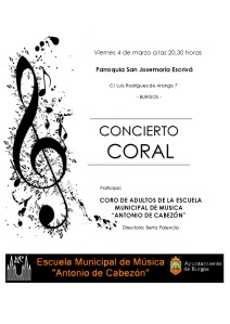concierto Florentino