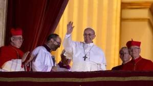 La elección del Papa Francisco
