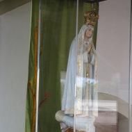 La Virgen en la Capelinha