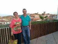 Terminaron de celebrar 34 años de boda en Cáceres