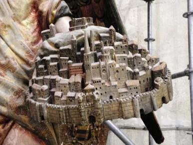 Antigua ciudad de Burgos