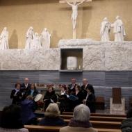 Cantando con el coro (Navidad 2015)