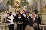 Certamen Villancicos, Navidad 2012 (agradece aplausos)