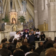 Certamen Villancicos, Navidad 2012 (Florentino dirige)