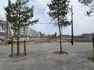 Terrazas del Bulevar, iniciando la excavación y los cimientos (2)