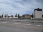 Las nuevas construcciones van dando forma al barrio (1)