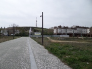 Próxima construcción al sur del bulevar (SERPROCOLI)