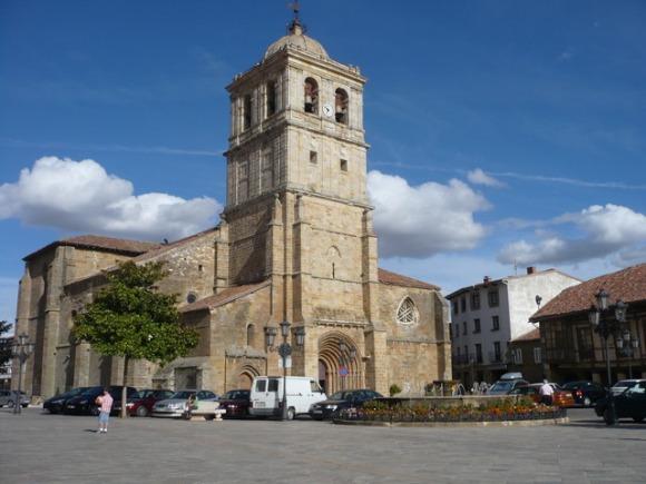 Colegiata de San Miguel