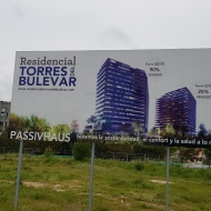 Torres proyectadas